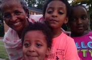 Besserat and children