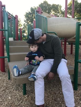 Brad and Elias