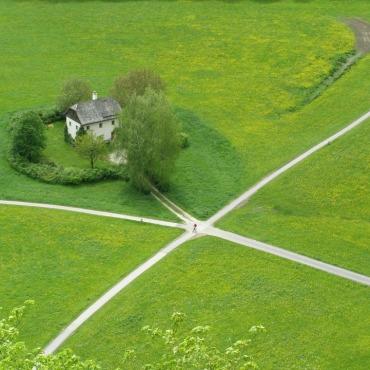 paths crossing