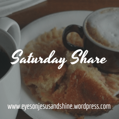 Saturday Share coffee