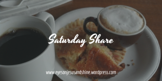 Saturday Share coffee