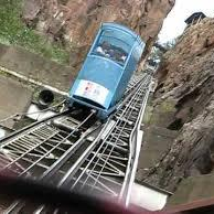 Royal Gorge tram to the river
