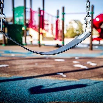 swing at the park