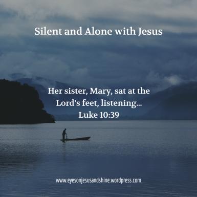 silence martha martha