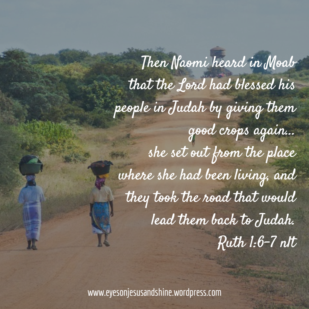 Ruth 1.6