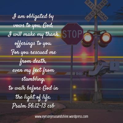 SS Jenna psalm 56.12